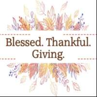 Blessed. Thankful. Giving.